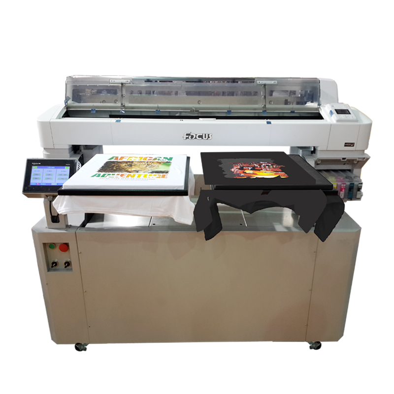 Direct to garment printing machine - Focus digital