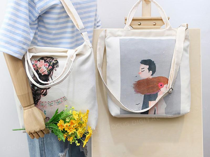 печать фотографий на сумках для детей черно-белые