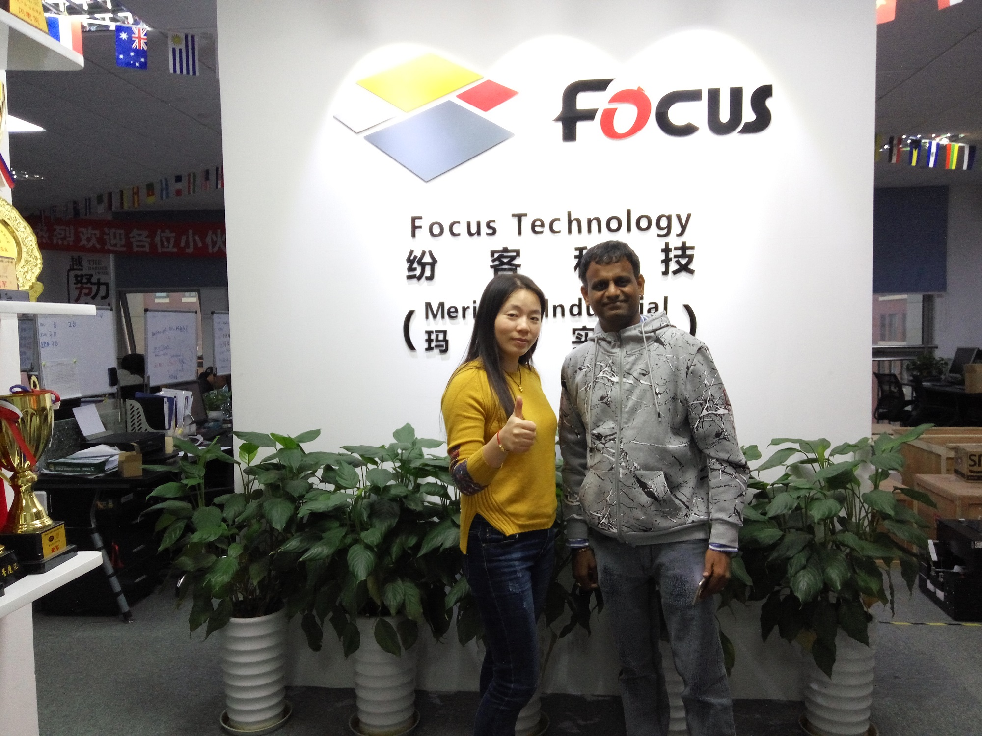 Focus Digital DTG printer and uv printer interview from customer