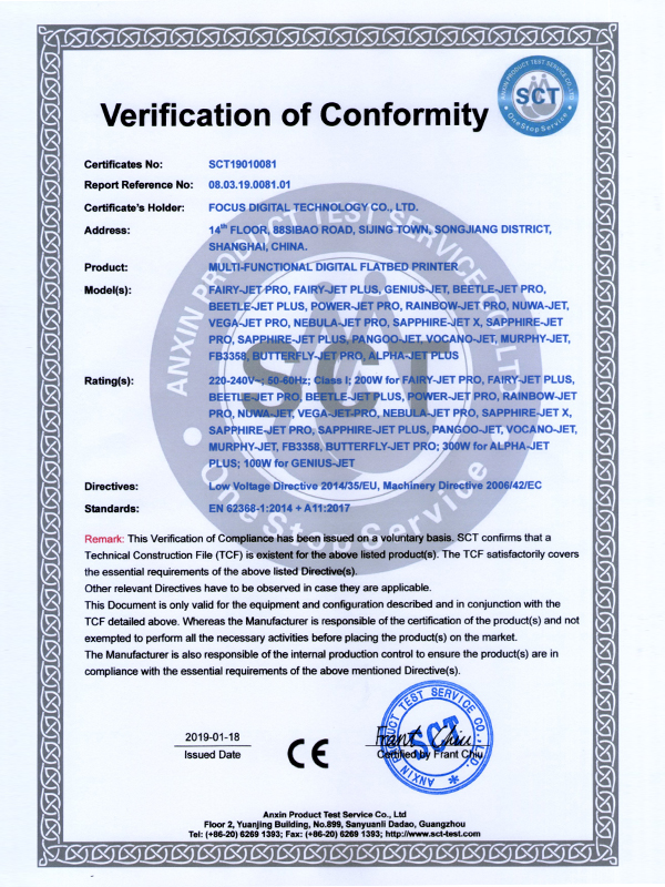 Focus Digital IT Certificate-2